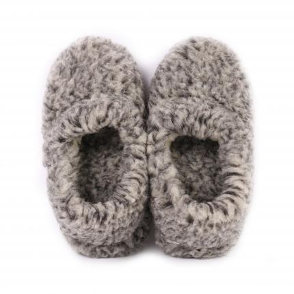 semelle BAMB CHAUSSONS gris